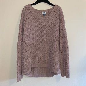 Knitted Sweater - old navy
